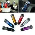 Auto Car Fresh Air Ionic Purifier Oxygen Bar Ozone Ionizer Cleaner Universal