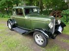 1932 Ford 5 Window Coupe  1932 Ford 5 Window Deuce Coupe ALL STEEL  Henry Body