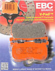 EBC V Semi-Sintered Brake Pads Rear Harley Davidson Ultra Glide/Freewheeler