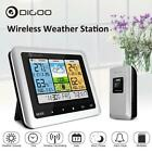 Digoo DG-TH8888Pro Color Wireless Weather Station Home Thermometer USB Outdoor F