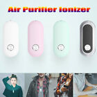 Portable Wearable Air Purifier Ionizer Air Cleaner USB Negative Ion Generator
