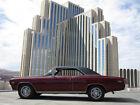Chevelle -- 1967 Chevrolet Chevelle