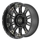 20x10 Black XD829 XD829SB 5x5.5 -24 Toyo Open Country C/T 275/55R20 Rims Tires