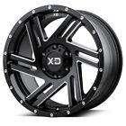 20x9 Black XD835 XD835SBM 5x5.5 18 Toyo Open Country C/T 275/55R20 Rims Tires