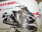 Polaris Chris Burandt Signature Snowmobile Wrap