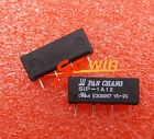 10pcs 12V Relay SIP-1A12 Reed Switch Relay 4PIN for PAN CHANG Relay TOP