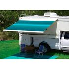 """Carefree 351015725 2.5M 8'-5"""" Teal Freedom Wall Mount Awning"""