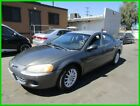 Chrysler Sebring LXi 2003 Chrysler Sebring LXi Used 2.7L V6 24V Automatic Sedan Premium NO RESERVE