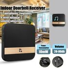 Visual Doorbell Chime Wifi Universal Plug-In Chime Smart Doorbell Receiver HS1