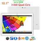 10.1'' Android Tablet PC 1G+16G Quad Core Dual Camera WIFI 3G GPS Bluetooth BY