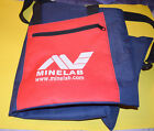 Minelab Deluxe Heavy Duty Metal Detector Carrying  Bag / Used Once