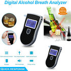 Advanced Police LCD Digital Alcohol Breath Tester Breathalyzer Detector LP