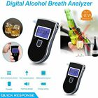 Advanced Police LCD Digital Alcohol Breath Tester Breathalyzer Detector CA