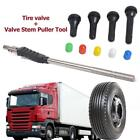 37pcs/lot TR412 TR413 TR414 TR418 Tire Rubber Valve Stems with Caps+ Puller Tool