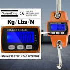 NEW 300KG LCD Display Digital Electronic Scale Electronic Steelyard Hook Scale~O
