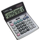 CANON BS1200TS 12 DIGIT DUAL POWER TAX BUSINESS FUNCTION ADJUSTABLE DISPLAY
