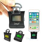 Portable Digital Alcohol Breathalyser Breath Tester Breathtester w/ Blue LCD CA