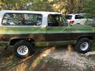1975 GMC Jimmy Classic 1975 GMC Jimmy Original RARE Survivor Barn Find ONE OF A KIND