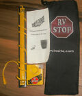 RV Stop Large Vehicle Portable Parking Aid Battery Powered