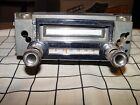 1966 FORD THUNDERBIRD AM Radio 8 Track FOMOCO Motorola T6SMS w/FACE BEZEL &KNOBS