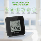 Digoo LCD Weather Forecast Station Hygrometer Thermometer Alarm Clock &