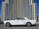 1966 Mustang 2dr Conv 1966 Ford Mustang 2dr Conv