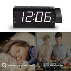 Digital Projection Alarm Clock FM Radio Snooze Dual Alarm Clock Home Decor Gifts