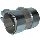 55x100 Tube Repair Pipe Pipe Coupling Exhaust Band Steel Clips Double Clamp