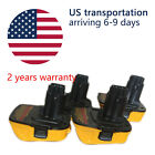 4PCS Dewalt DCA1820 20V to 18v Battery ConverterAdapter tool for DCF899B DC385