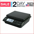 American Weigh Scales PS-25 Table Top Postal Scale Black New Free Ship