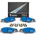 13 14 15 16 17 Fit Lexus ES300h Max M1 Ceramic Brake Pads F+R