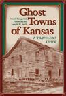 KANSAS GHOST TOWNS! 100 TOWNS COVERED! DETAILS, DIRECTIONS, PHOTOS, MORE! OOP