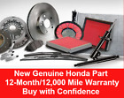Honda 35118-SZA-A12 Remote Transmitter For Keyless Entry And Alarm System