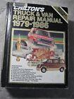 Chilton's Truck & Van Repair Manual 1979-1986