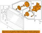 MAZDA OEM 11-12 2-A/C AC Compressor DR6161450