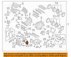 MAZDA OEM 06-10 5 Blower Motor-Resistor BP4M61B15