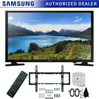 Samsung UN32J4000 32-Inch 720p LED TV (2015 Model) + Mounting Bracket Bundle