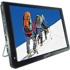 "Supersonic SC-2812 Black 12"" Portable LCD TV AC/DC for RV/Boat w/Earphone Jack"