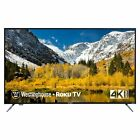"""Brand NEW Westinghouse WR55UX4019 55"""" 4k UHD Roku Smart TV w/ HDR WR55UX4019"""