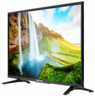"32"" 720p HD LED TV - Black Refresh Rate 60Hz USB HDMI VGA D-Sub Digital Tuner"