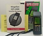 Magellan GPS 2000 Satellite Navigator - Tested, Fully Functional, Very Good Cond