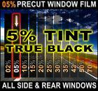 PreCut All Sides & Rears Window Film Black 5% Tint Shade for VOLVO GLASS