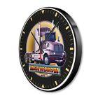 KENWORTH TRUCK T604  WALL CLOCK LTD