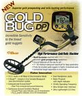 """$749 FISHER GOLD BUG DP METAL DETECTOR WITH 11"""" DD WATERPROOF ELIPTICAL COIL"""