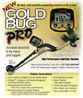 $699 FISHER GOLD BUG PRO METAL DETECTOR WITH 5 INCH DD WATERPROOF SEARCH COIL