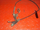 Rupp Brute alouette 340 brake cable/mount I have lots more parts for this sled