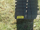 vintage Mercury # 3  snowmobile track I have lots off other vintage sled part