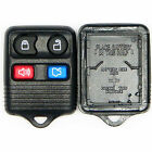 New Keyless Alarm Remote Shell Pad Button Key Fob Housing Case for Ford