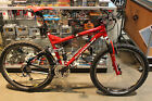 Schwinn Rocket 88 Full Suspension, XT, XTR, Race Face, Rolf, Selle Italia