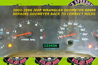 2004 Wrangler, TJ- Repair Servicie For When Your Odometer reads all 8's (888888)
